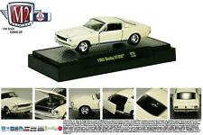 1:64 M2 Machines Detroit Muscle R29 SHELBY White 1965 Shelby GT350 Mustang NIB