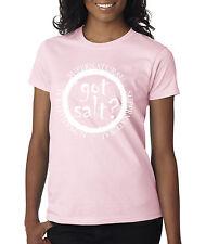 New Way 298 - Women's T-Shirt Got Salt Supernatural TV Show