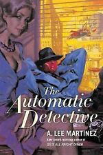 The Automatic Detective-ExLibrary