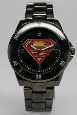Superman Man of Steel Watch (SUP8011) WB DC Comics