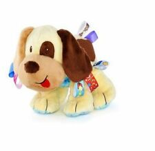 2017-Taggies lovely puppy toy rattles infant plush toys
