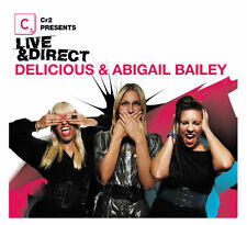 Live & direct = Delicious & Bailey = 3cd = groovesdeluxe!