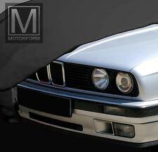 BMW 3er Reihe E30 Cabrio 325i Ganzgarage Auto Car Cover Spiegeltaschen schwarz