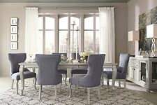 "Ashley ""Coralayne"" Glitz n Glam 7 Piece Dining Set Furniture D650"