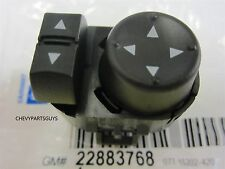 2007-14 Silverado Sierra Power Mirror Control Switch Left Front Driver 22883768