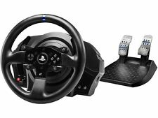 THRUSTMASTER T300 RS The FIRST official Force Feedback wheel for PS4 (1080 degre