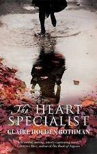 Heart Specialist, Claire Holden Rothman, New