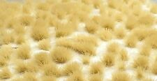 Miniature Model Self Adhesive Static Tufts - Dry Grass 6mm Natural Army Pack