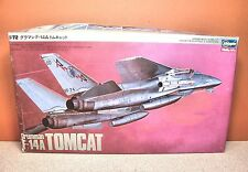 1/72 HASEGAWA GRUMMAN F-14A TOMCAT MODEL KIT # K12:1200