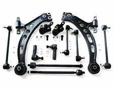 Toyota Camry 1997-2001 Control Arm W/ Ball Joints Tie Rod Ends Sway Bar 12Pc Kit