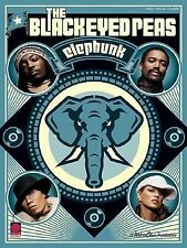 The Black Eyed Peas - Elephunk (Piano/Vocal/Guitar Artist Songbook)-ExLibrary