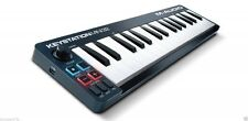 NEW M-Audio Keystation Mini 32 II mobile MIDI USB keyboard w/Tracking Number F/S