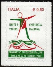 ITALY MNH 2012 The 20th Anniversary of the DIA -  Self Adhesive