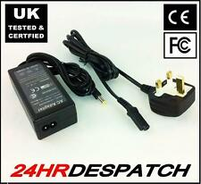 FOR FUJITSU SIEMENS 0335A2065 ADAPTER CHARGER 20V 3.25A + C7 Lead