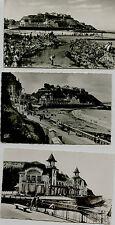 carte postale Granville Manche, Casino plat Gousset la plage piscine
