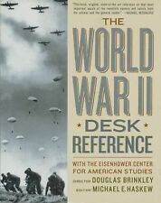 The World War II Desk Reference (2008, Hardcover)