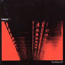 INTERPOL - THE BLACK EP - JEWELED CASE - CD