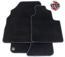Black Premier Carpet Car Mats for Mitsubishi L200 Double Cab 4dr Animal 06  - Le