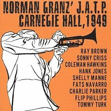 Norman Granz' J.A.T.P. Carnegie Hall, 1949 by Various Artists (CD, Feb-2002,...