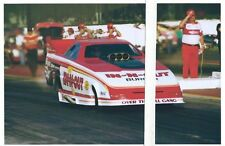 "Vintage Drag Racing-""IN-N-OUT BURGER""-Dodge Daytona Funny Car-OVER THE HILL GANG"