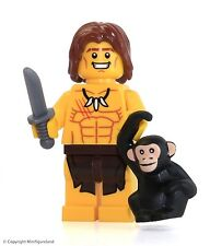 LEGO Collectible MiniFigure: Series 7: #10 - Jungle Boy