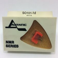 PHONOGRAPH NEEDLE SONY ND-15G IN ASTATIC PKG SO 101-7D, NOS/NIB