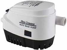 750GPH 12V ELECTRIC MARINE AUTOMATIC BILGE PUMP (BOAT, CARAVAN, RV)– FIVE OCEANS