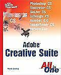 Sams Teach Yourself Adobe Creative Suite All in One-ExLibrary