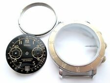 CASE AND DIAL FOR THE WATCH Chronograph for the movement 3133 POLJOT