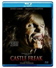 Castle Freak (2013, REGION A Blu-ray New)