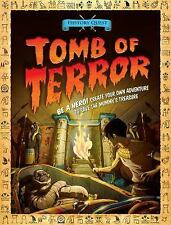 Book - Tomb Of Terror - Hardback - 48 pages
