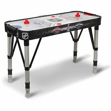 "NEW NHL 54"" Adjust and Store Hover Hockey Table Indoor Toy Game LED Scoring"