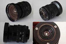 Carl Zeiss Jena TEVIDON 10mm f2 cine wide angle lens