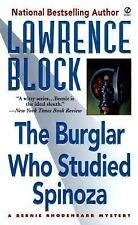 "PB- Lawrence Block: "" The Burglar Who Studied Spinoza"""