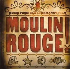 Moulin Rouge [Original Soundtrack] by Various Artists (CD, May-2001, Interscope…