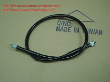 Speedometer cable fits Cruzzer whizzer motorbikes and motorized bicycles