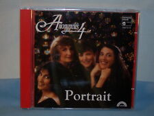 A Portrait of Anonymous 4 By Anonymous 4 1997 CD Harmonia Mundi Made In Germany