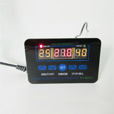 AC 220V 10V Digital LED Temperature Controller Thermostat Control Switch+Probe