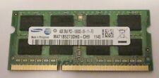 4GB Samsung Laptop Memory  SODIMM 204-pin - DDR3 - 10600