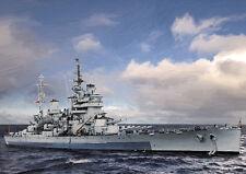 HMS ANSON-main fini, édition limitée (25)