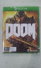 Doom Xbox One Game Brand New