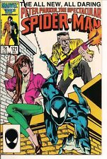 Peter Parker The Spectacular Spider-Man #121 by Marvel Comics