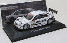 Mercedes Benz AMG DTM ( 2010 ) No,7 Resta / IXO 1:43