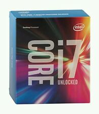Intel Core i7-6700K CPU Quad Core 4.0GHz 8MB 91W 8threads 14nm LGA1151 Processor