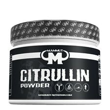 Mammut Citrullina Powder 3 x 200 g tin pro 100 g)