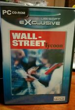 Wall Street Tycoon PC GAME ♥♥♥ FREE POST