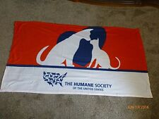 Human Society of the United States Pet Blanket Polyester