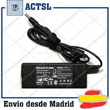 CARGADOR para PORTATIL SAMSUNG PC NP-R60E NP-R60FE05/SES FUENTE DE ALIMENTACION