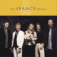 Heroes by The Isaacs GOSPEL CD! (Gaither Music Group)