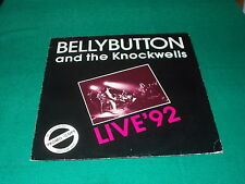 Bellybutton & The Knockwells   Live '92    lp usato